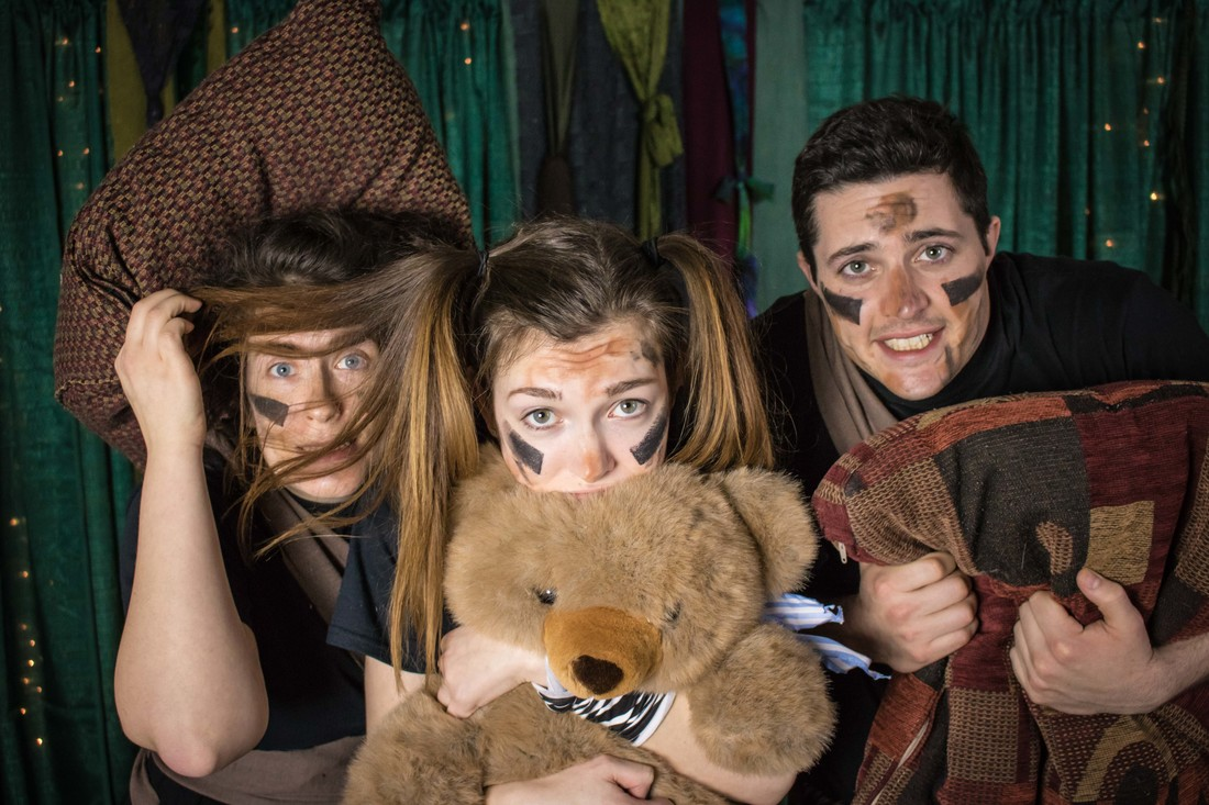 Theatre for kids Compass Creative Dramatics